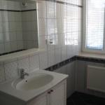 łazienka w apartamencie Willa Słowackieg