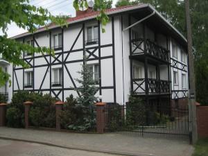 pokoje i apartamenty w Ustce